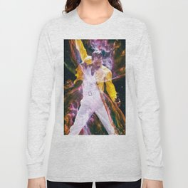 freddie overlay Long Sleeve T-shirt