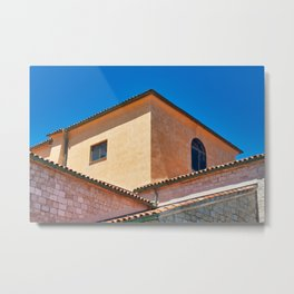 Picasso Museum in Antibes Metal Print
