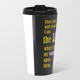 I am the Lord Travel Mug
