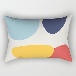 Abstract No.8 Rectangular Pillow