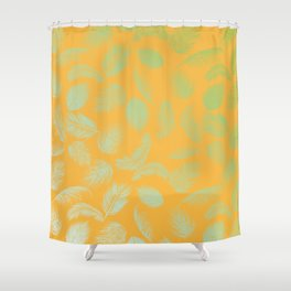 MALLORCA Shower Curtain