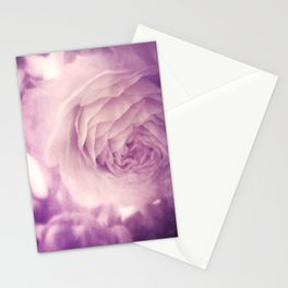 Vintage Ranunculus Stationery Cards