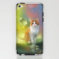 Autumn Bloom iPhone & iPod Skin