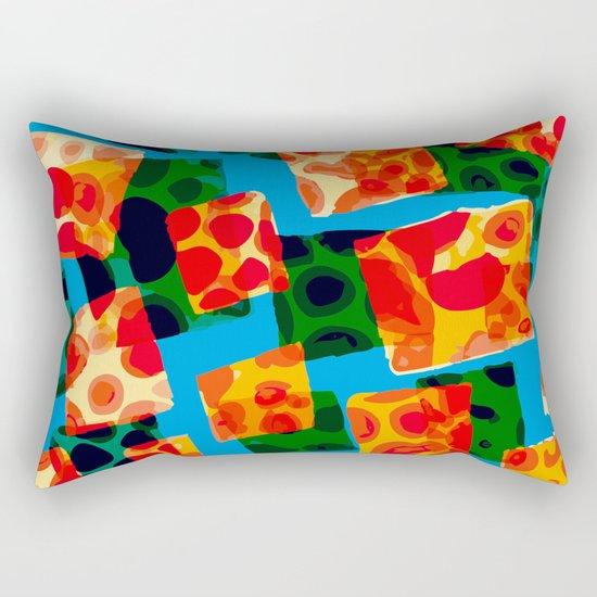 Inferno Rectangular Pillow