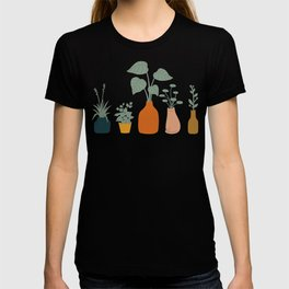 Cat and Plant 9 T-shirt
