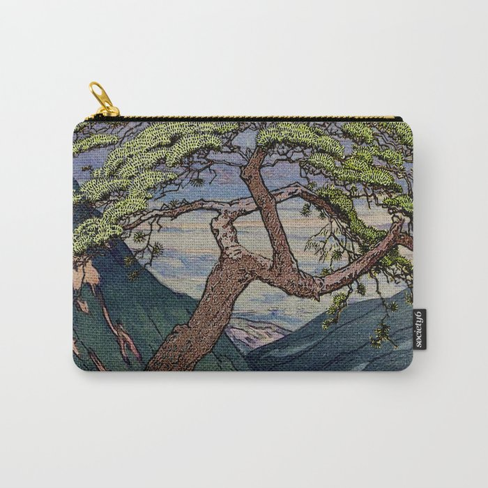 The Downwards Climbing Carry-All Pouch