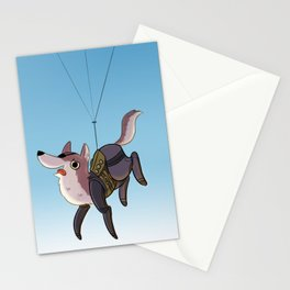 i got your back,big boss! Stationery Cards