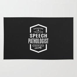 Gift for Speech Pathologist Rug