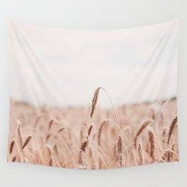Rose Gold Spike Wall Tapestry