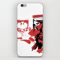 poland iPhone & iPod Skins featuring Poland by viva la revolucion
