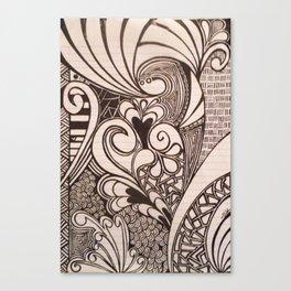 No.1 Canvas Print