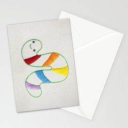 I Inchworm Stationery Cards