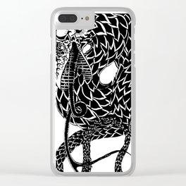 Break Your Oroboros Clear iPhone Case