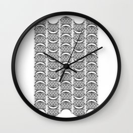 Brooklyn Williamsburgh Savings Bank Archidoodle by the Downtown Doodler Wall Clock