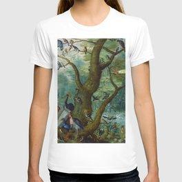 """Jan van Kessel de Oude """"Concert van Vogels"""" T-shirt"""