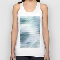 polygon Tank Tops featuring Polygon by JBdesign