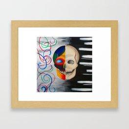 LeftVsRight Framed Art Print