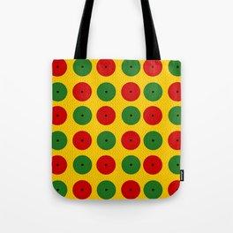 African wax print Tote Bag