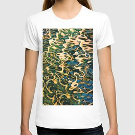 Water reflection T-shirt