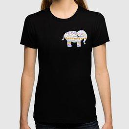 boho elephant T-shirt