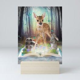 Believe In Magic Mini Art Print