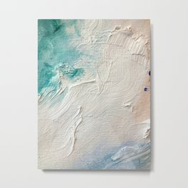 The Fact That You Move So Beautifully More or Less Takes Care of Futurism  Metal Print