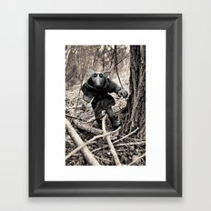 Goblin Woods Framed Art Print