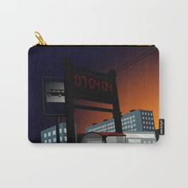 Bus station Carry-All Pouch