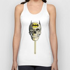 Bat Pop Unisex Tank Top