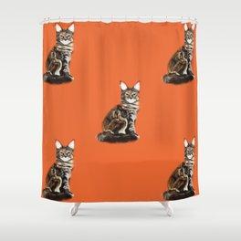 The Royal Safir Shower Curtain