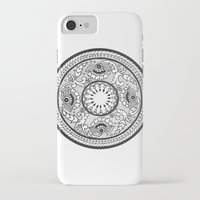 amelie iPhone & iPod Cases featuring Amelie by Gabrielle Greet