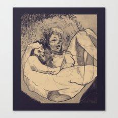 Good Sex Canvas Print
