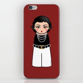 Kokeshi Coco iPhone Skin