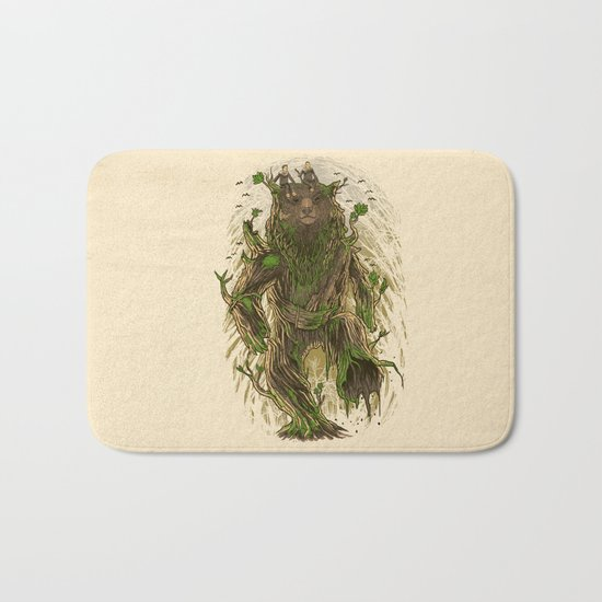 Treebear Bath Mat