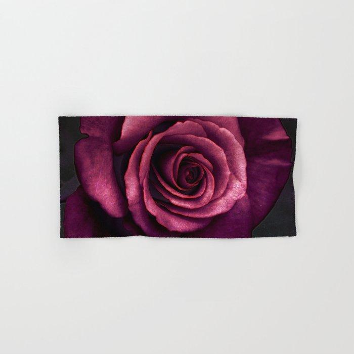 Lilac rose(3) Hand & Bath Towel