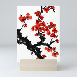 Orange Blossoms Mini Art Print