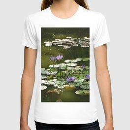 Waterlilies T-shirt
