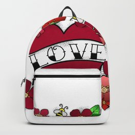 Traditional Love Backpack