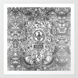Ancient Rome SPQR Art Print