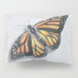Monarch Butterfly Pillow Sham
