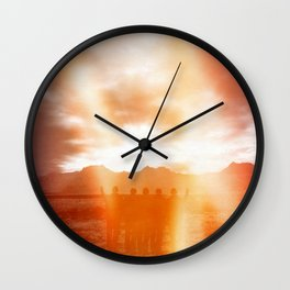 The Five Wall Clock