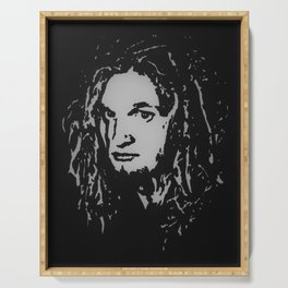 Layne Staley - Alice in Chains Serving Tray