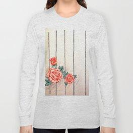 Prohibited roses II Long Sleeve T-shirt