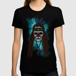 Juliette Style Errorface Skull T-shirt