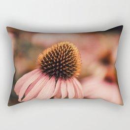 echinacea flowers Rectangular Pillow
