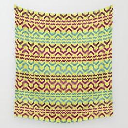 AZTEC Pattern 1-2 Wall Tapestry