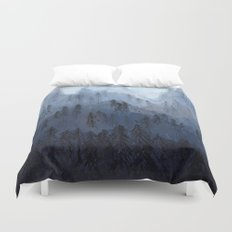 Mists No. 3 Duvet Cover