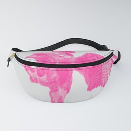 Pink Falcon Fanny Pack