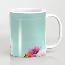 Flower start Coffee Mug