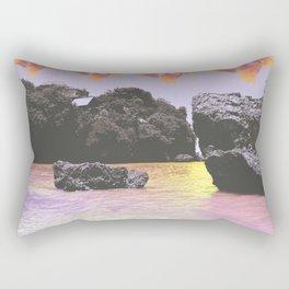 Bali Daze Dua Rectangular Pillow